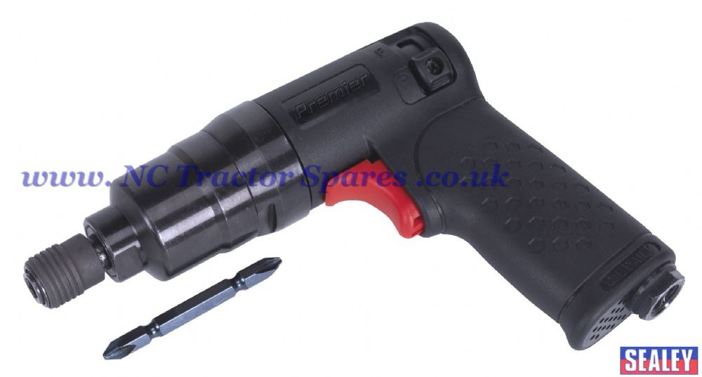 Air Pistol Screwdriver Mini 175lb.in Composite Premier